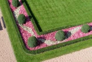Birds eye views present a new way to present your garden ideas