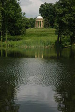 English Garden at Stowe House