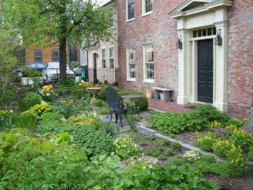 Front Yard Urban Garden